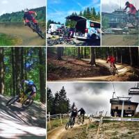 Skills upgrade  Bikepark  Winterberg