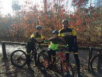 Ouder/kind mountainbikeclinic