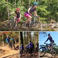 Ladies starters mountainbikeclinic 2 mei 2019