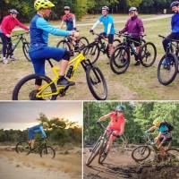 Starters mountainbikeclinic