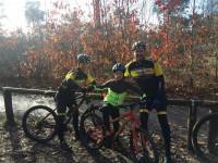 Ouder/kind mountainbikeclinic 24 oktober 2020